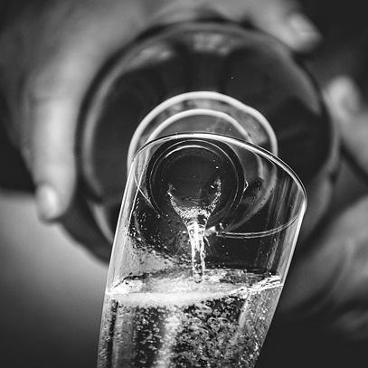 Sekt oder Secco aus dem Weingut Pitthan