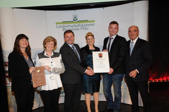 Staatsehrenpreis LWK 2014